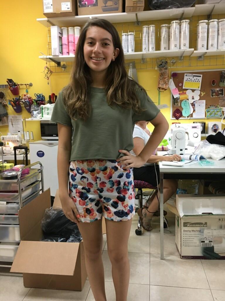 Gabriella-shorts