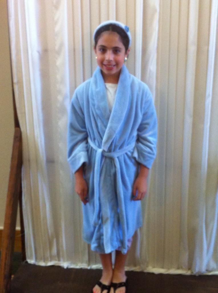 Ninas robe