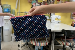 Zippered-purse