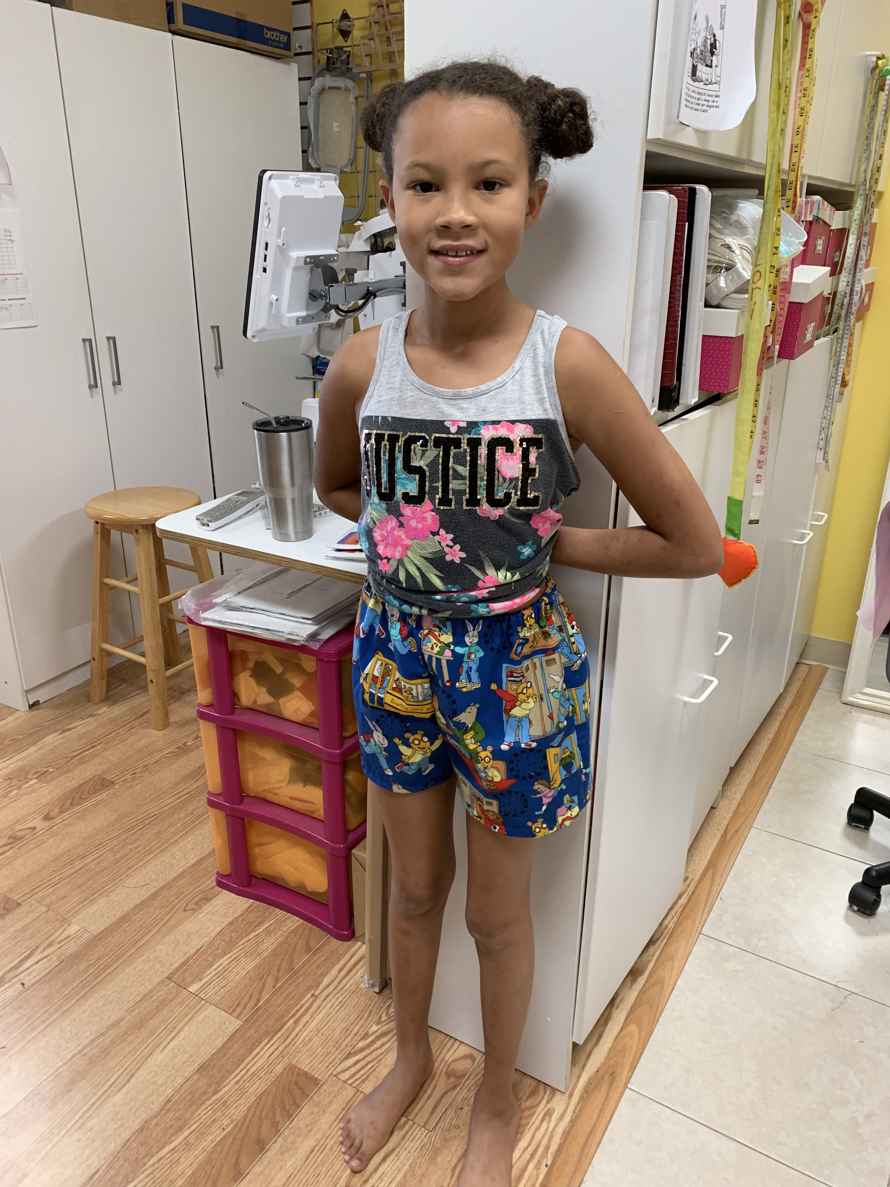 Amaya-shorts