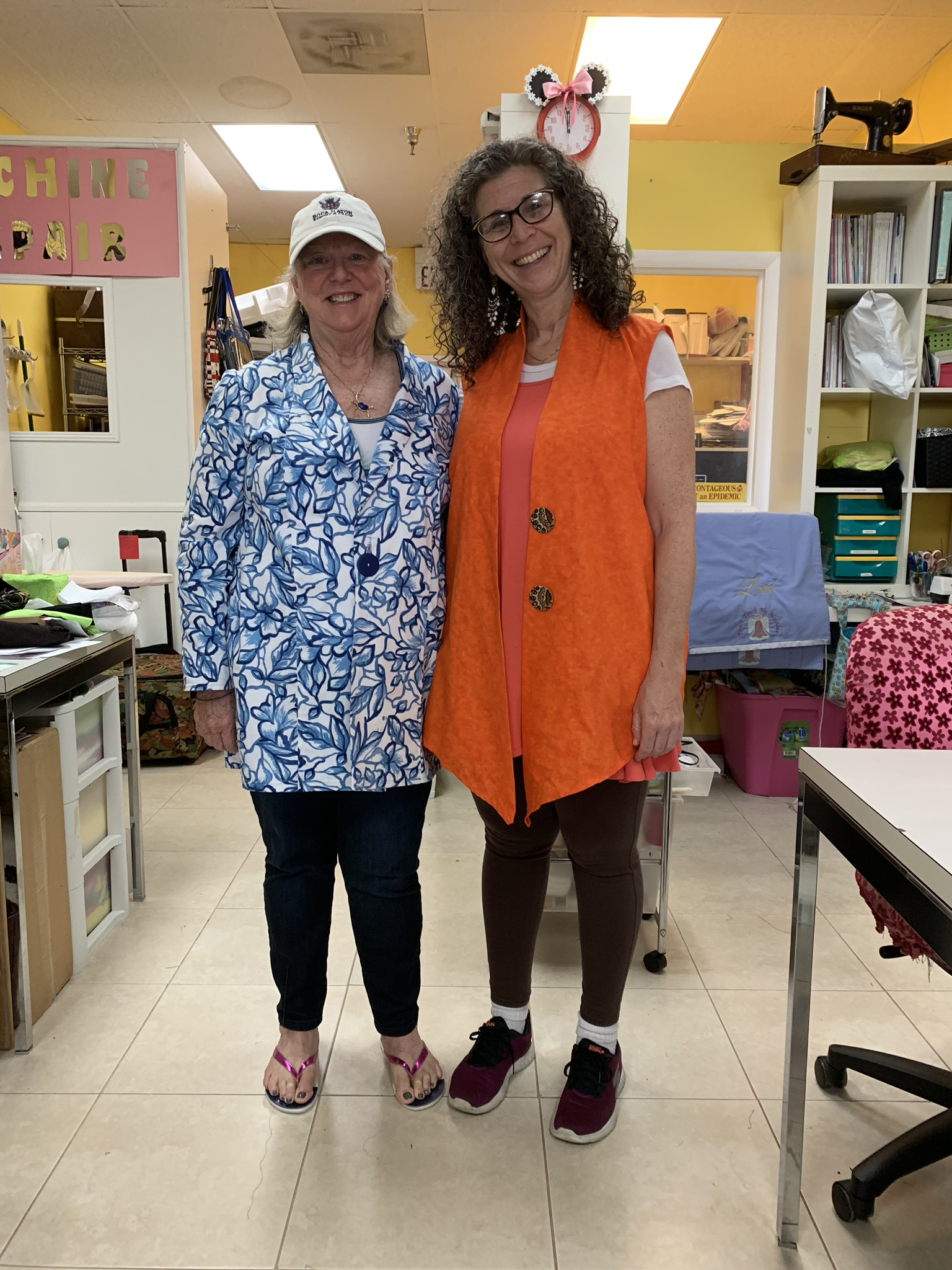 Susan and Divora